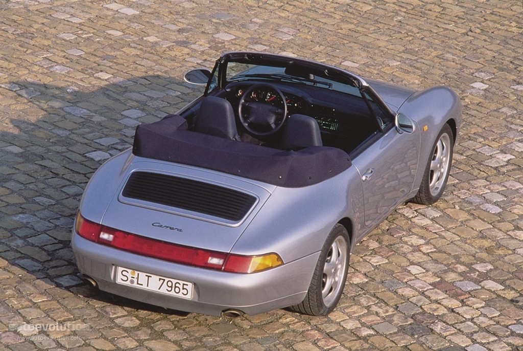 Porsche Cabriolet on 1997 Buick Headlights