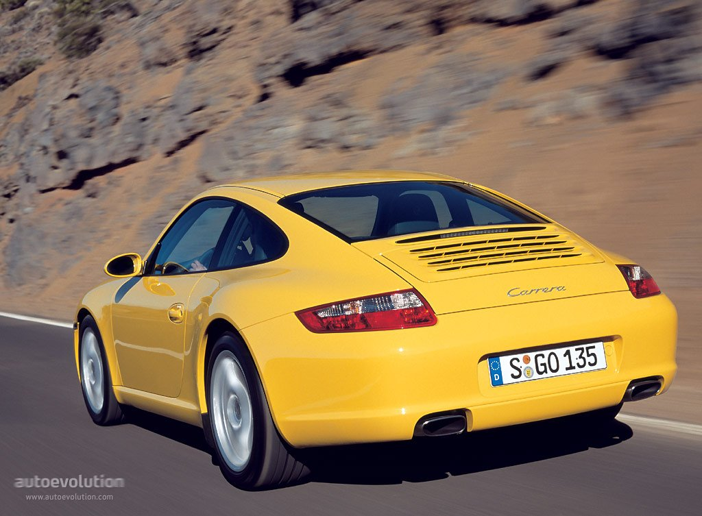 Porsche 911 Carrera 997 Specs 2004 2005 2006 2007