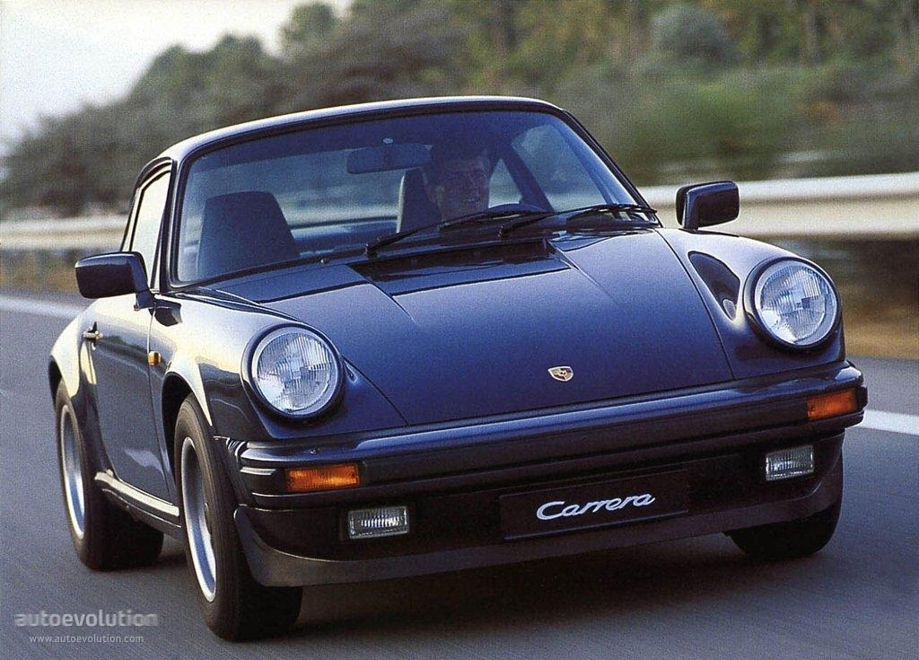 Porsche 911 Carrera 930 1973 1974 1975 1976 1977
