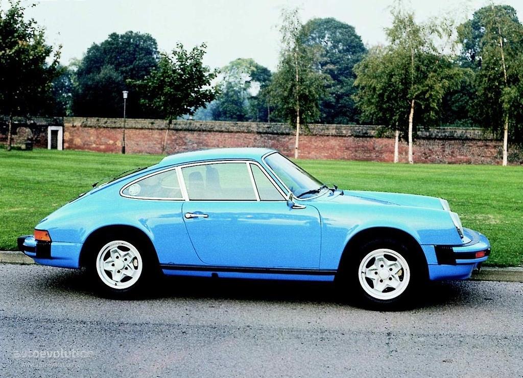 Porsche 911 Carrera 930 Specs 1973 1974 1975 1976