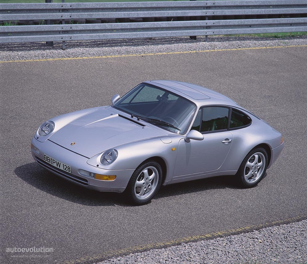 Porsche 911 V6 Horsepower: PORSCHE 911 Carrera (993) Specs & Photos