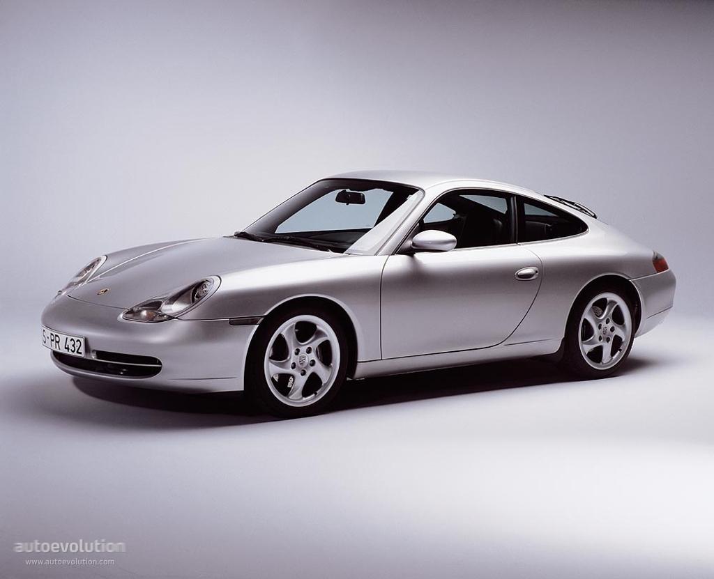 porsche 911 carrera 996 1997 1998 1999 2000 2001 autoevolution. Black Bedroom Furniture Sets. Home Design Ideas