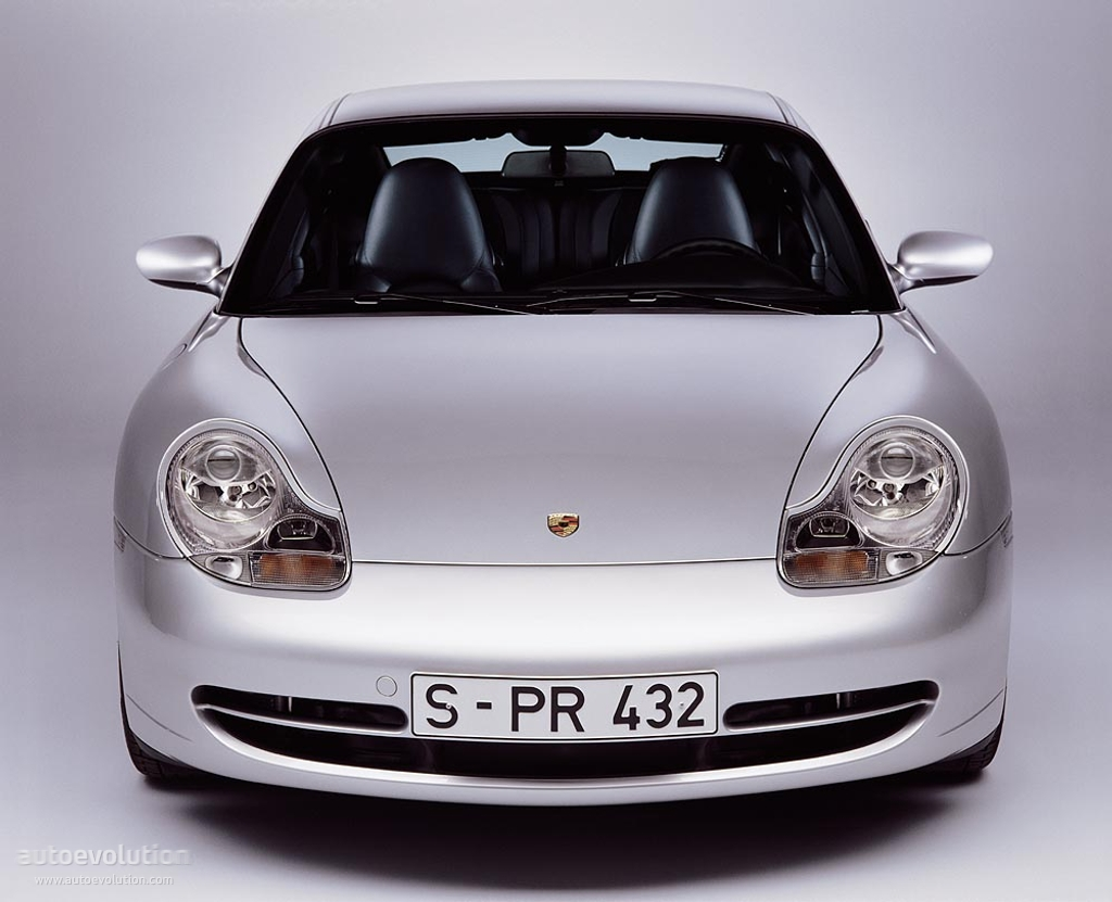 Porsche Carrera on 1997 Buick Headlights