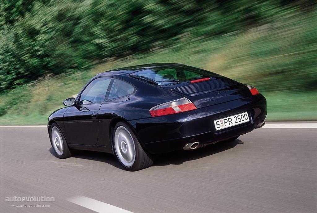 Porsche 911 Carrera 996 Specs Amp Photos 1997 1998