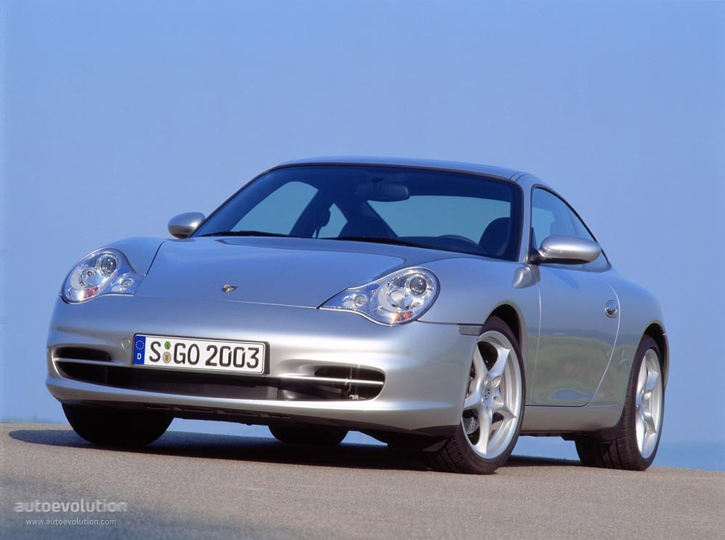 porsche 911 carrera 996 2001 2002 2003 2004 autoevolution. Black Bedroom Furniture Sets. Home Design Ideas