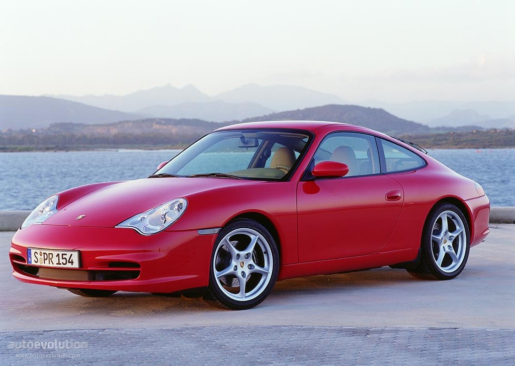 Porsche 911 Carrera 996 Specs Amp Photos 2001 2002