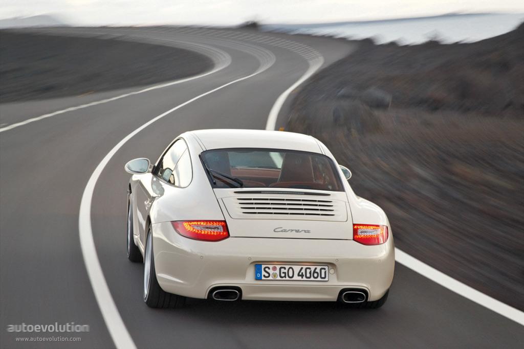 Porsche 911 Carrera 997 Specs Amp Photos 2008 2009 2010 2011 2012 Autoevolution