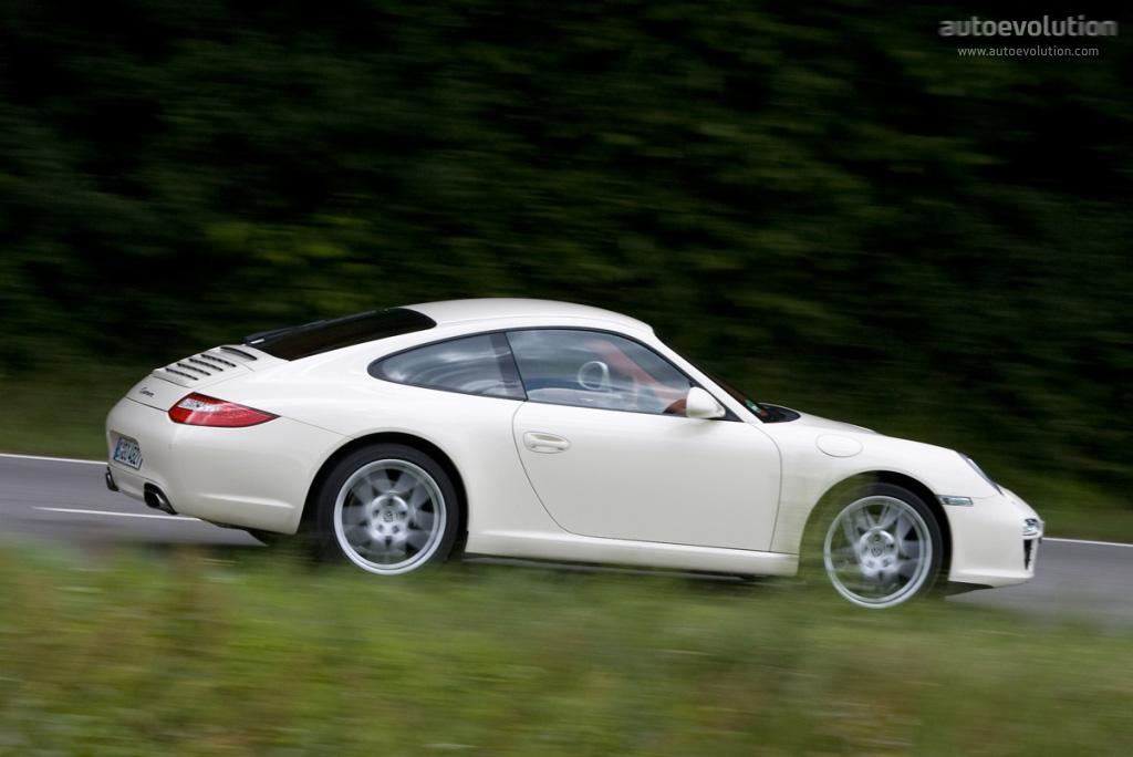 Porsche 911 Carrera 997 Specs Amp Photos 2008 2009
