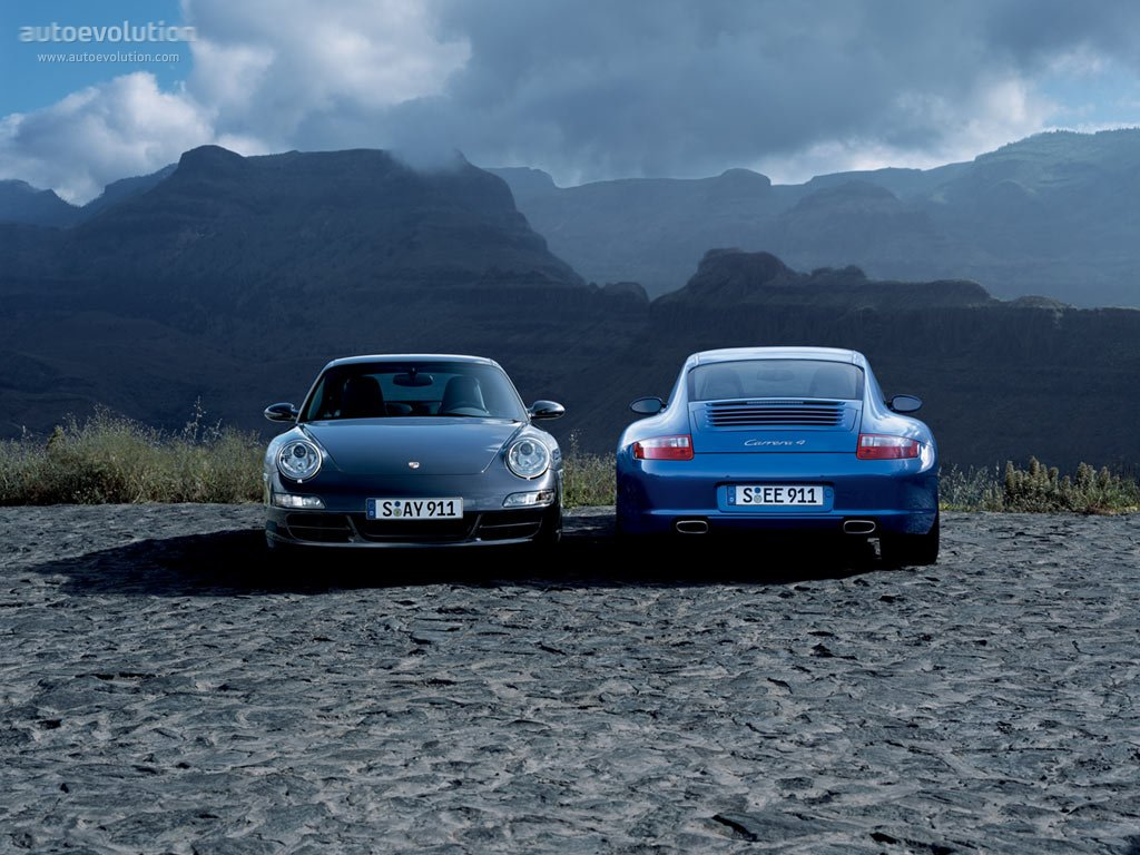 Porsche 911 Carrera 4 997 Specs Amp Photos 2005 2006