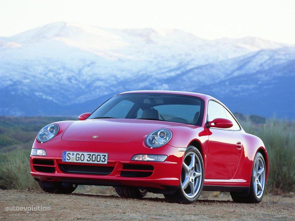 Porsche 911 Carrera 4 997 Specs Amp Photos 2005 2006