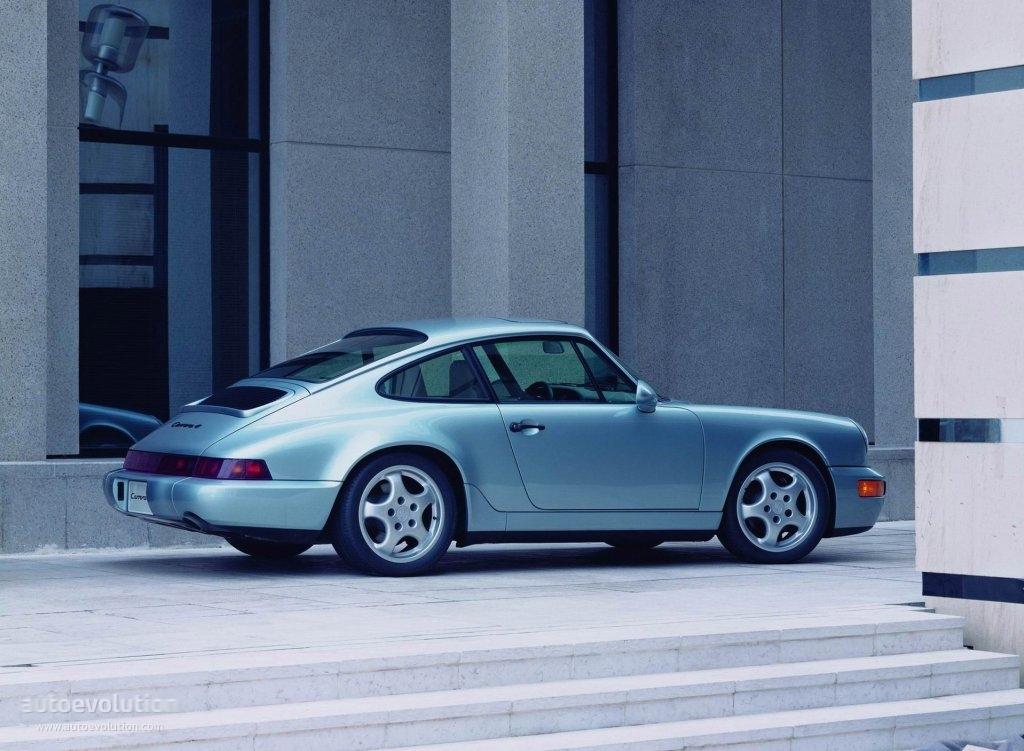 Porsche 911 Carrera 4 964 1988 1989 1990 1991 1992