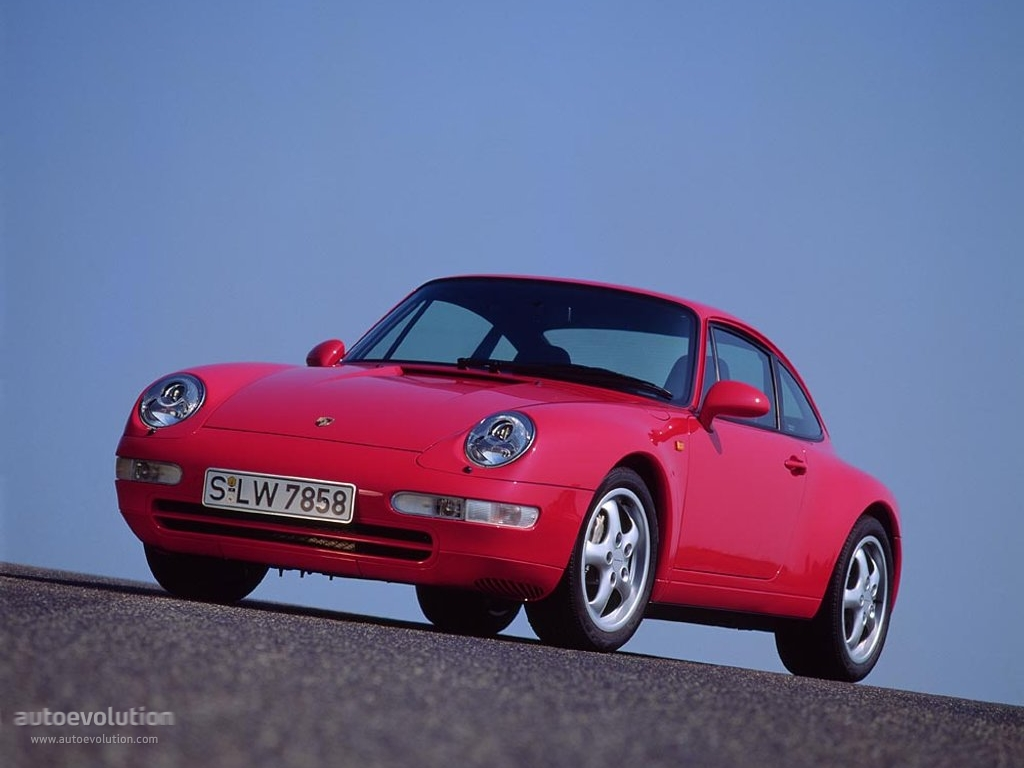 porsche 911 carrera 4 993 specs photos 1994 1995 1996 1997 autoevolution. Black Bedroom Furniture Sets. Home Design Ideas