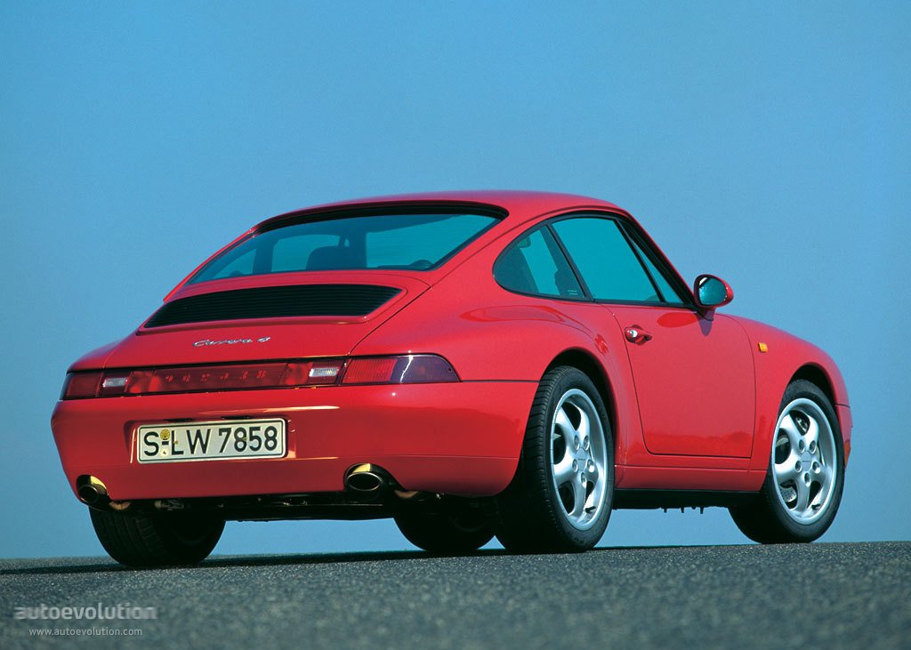Porsche 911 Carrera 4 993 Specs Amp Photos 1994 1995