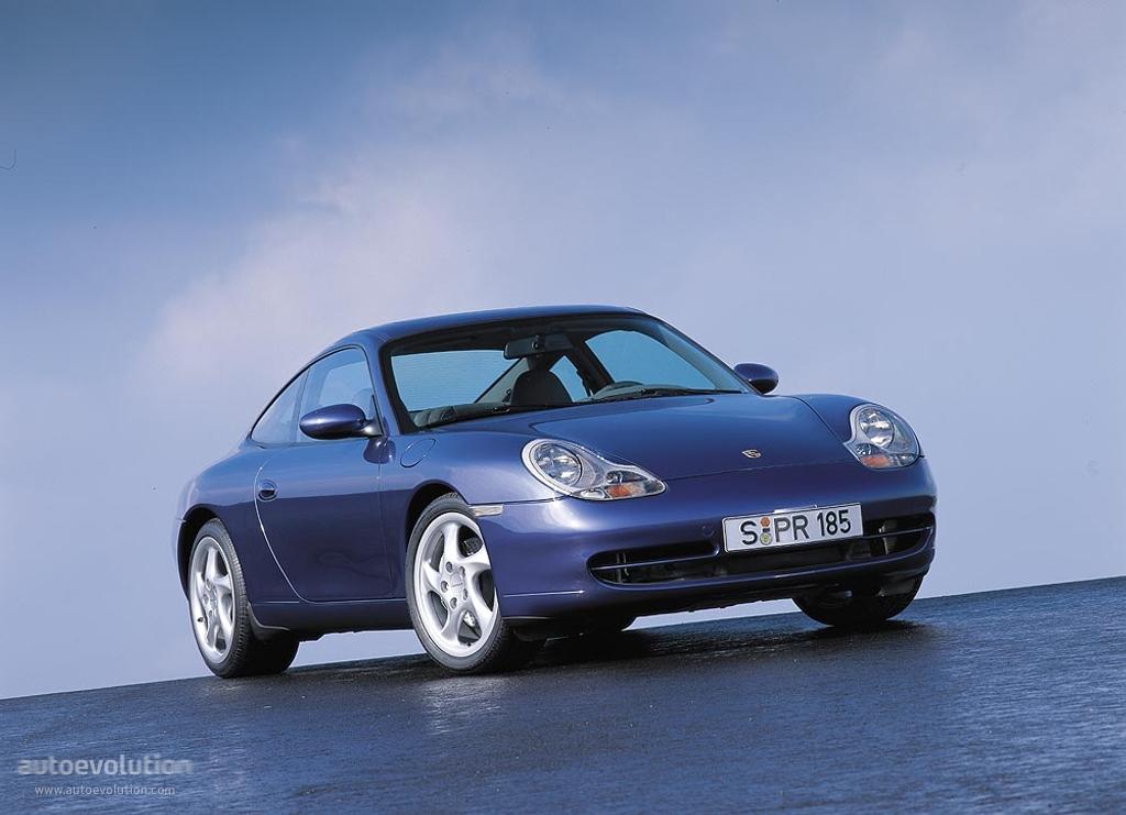 porsche 911 carrera 4 996 1998 1999 2000 2001 autoevolution. Black Bedroom Furniture Sets. Home Design Ideas