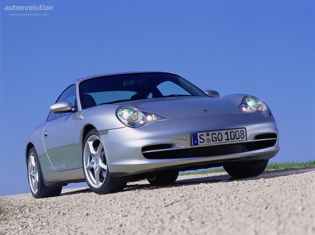 porsche 911 carrera 4 996 2001 2002 2003 2004 2005 autoevolution. Black Bedroom Furniture Sets. Home Design Ideas