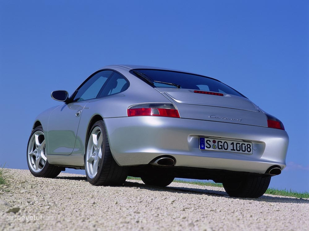 Porsche 911 Carrera 4 996 Specs Photos 2001 2002
