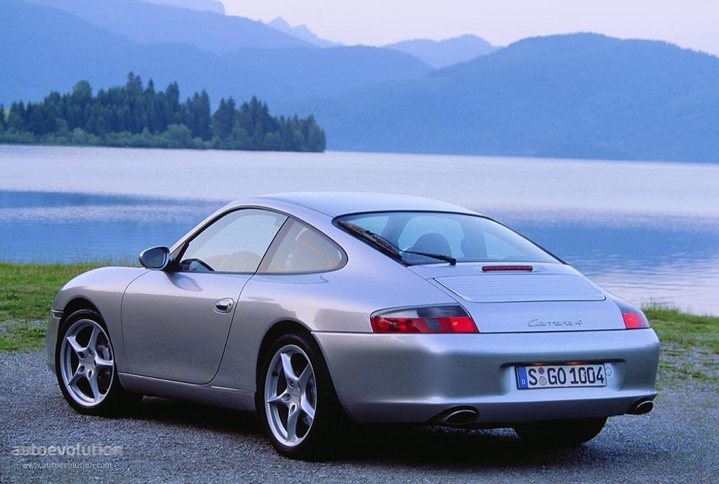 Porsche 911 Carrera 4 996 Specs 2001 2002 2003 2004