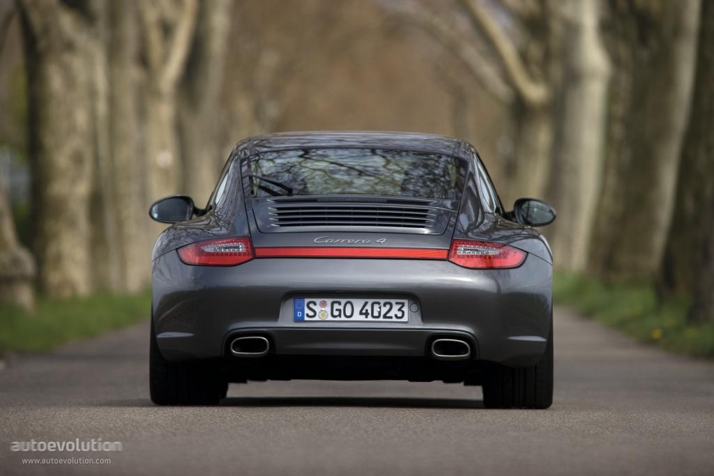 Porsche 911 Carrera 4 997 Specs Amp Photos 2008 2009