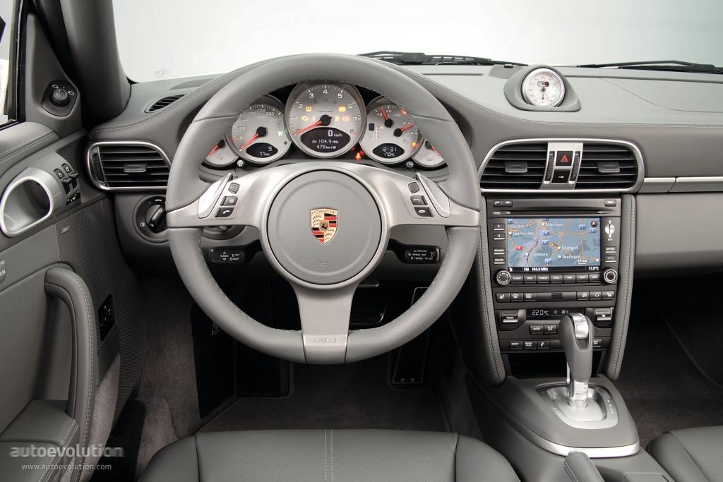 PORSCHE 911 Carrera 4 (997) specs & photos - 2008, 2009 ...