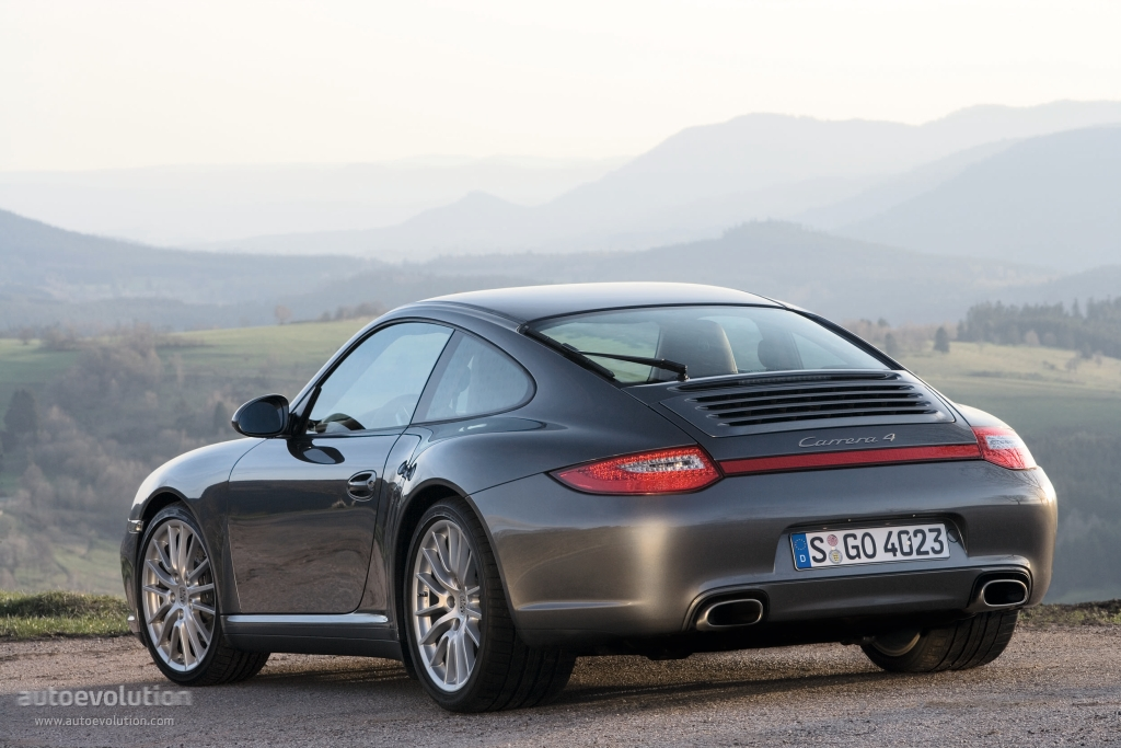 Porsche 911 Carrera 4 997 Specs Amp Photos 2008 2009