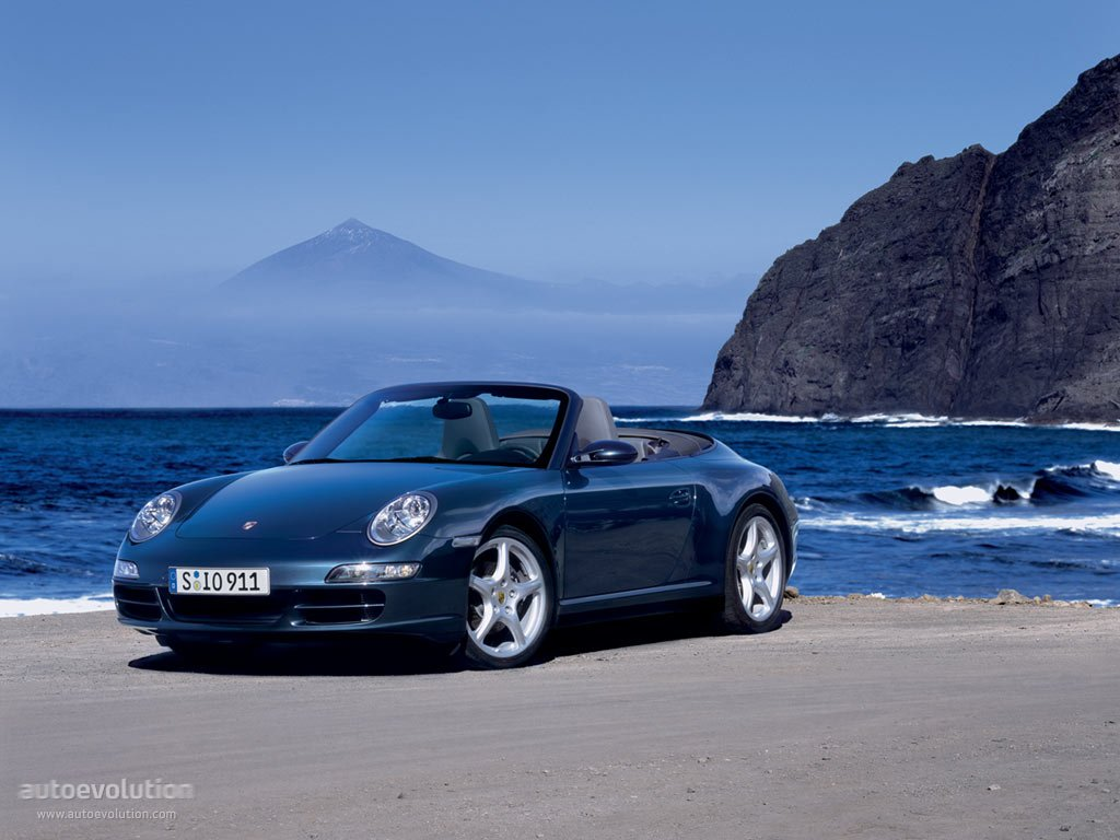porsche 911 carrera 4 cabriolet 997 specs 2005 2006 2007 2008 autoevolution. Black Bedroom Furniture Sets. Home Design Ideas