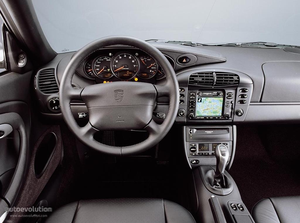 ... PORSCHE 911 Carrera 4 Cabriolet (996) (1998 - 2001) ...
