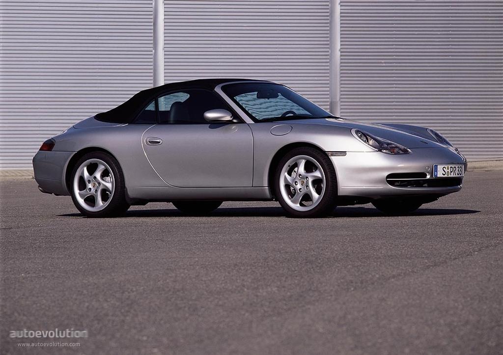 Porsche 911 Carrera 4 Cabriolet 996 Specs Amp Photos