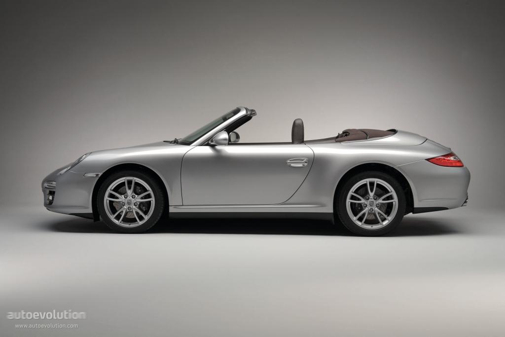 ... PORSCHE 911 Carrera 4 Cabriolet (997) (2008 - 2011) ...