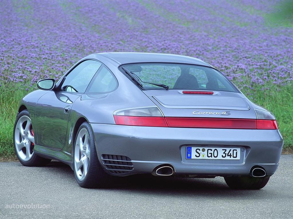 Porsche 911 Carrera 4s 996 Specs Photos 2001 2002 2003 2004