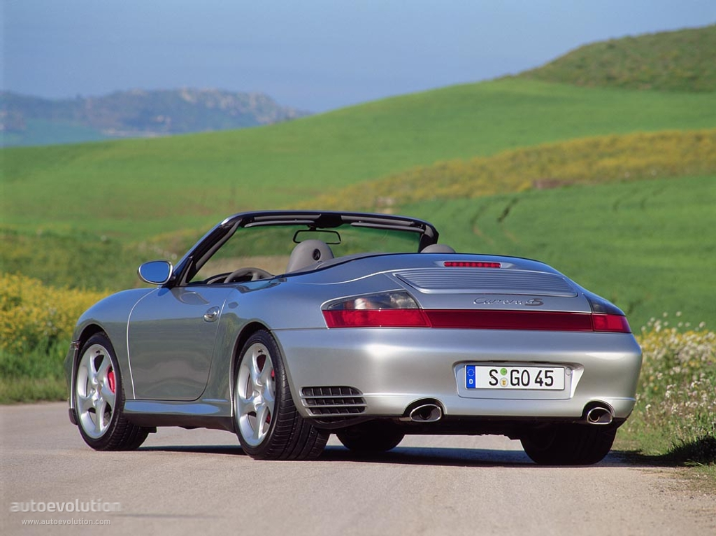 porsche 911 carrera 4s cabriolet 996 2003 2005. Black Bedroom Furniture Sets. Home Design Ideas