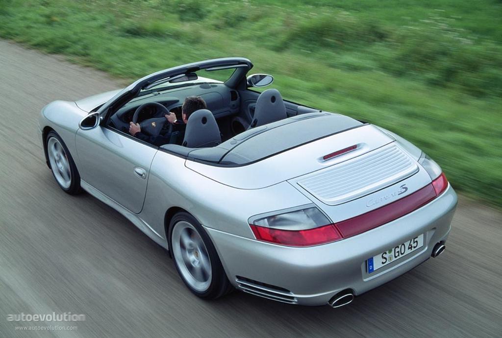 porsche 911 carrera 4s cabriolet 996 2003 2005. Black Bedroom Furniture Sets. Home Design Ideas