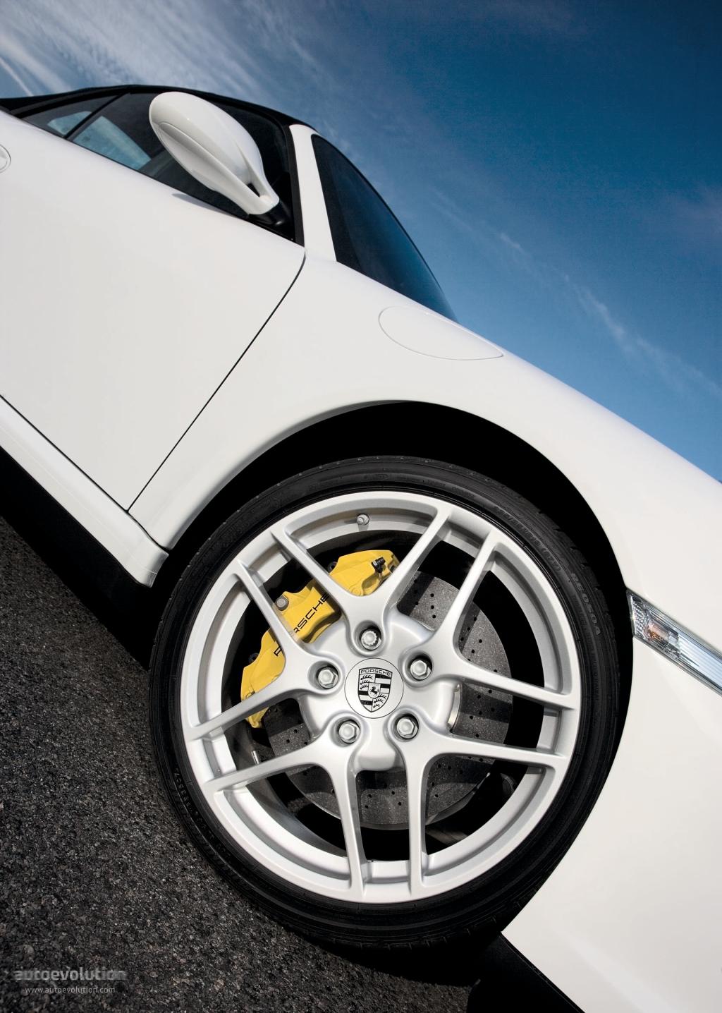 Porsche 911 Carrera 4s Cabriolet 997 Specs Amp Photos