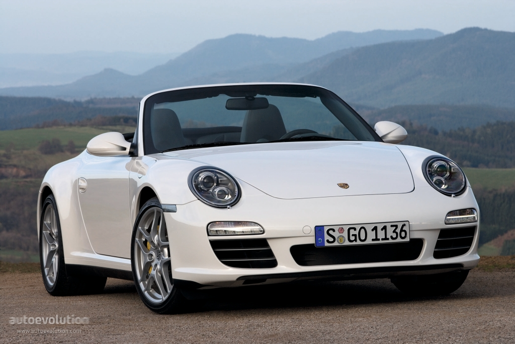 porsche 911 carrera 4s cabriolet 997 specs photos. Black Bedroom Furniture Sets. Home Design Ideas