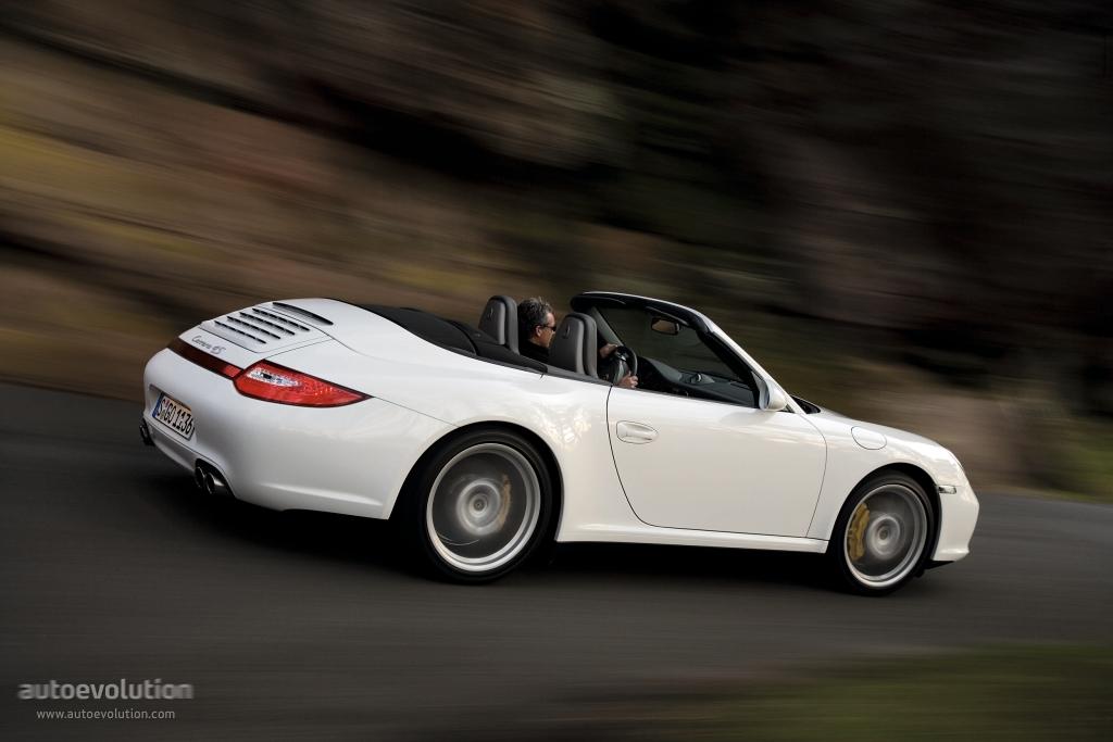 porsche 911 carrera 4s cabriolet 997 2008 2009 2010 2011 2012 autoevolution. Black Bedroom Furniture Sets. Home Design Ideas