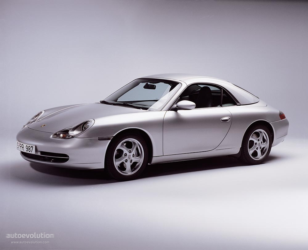 ... PORSCHE 911 Carrera Cabriolet (996) (1998 - 2001) ...