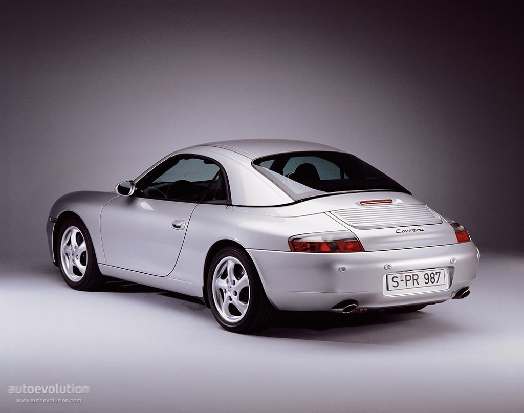 porsche 911 carrera cabriolet 996 specs photos 1998 1999 2000 2001 autoevolution. Black Bedroom Furniture Sets. Home Design Ideas