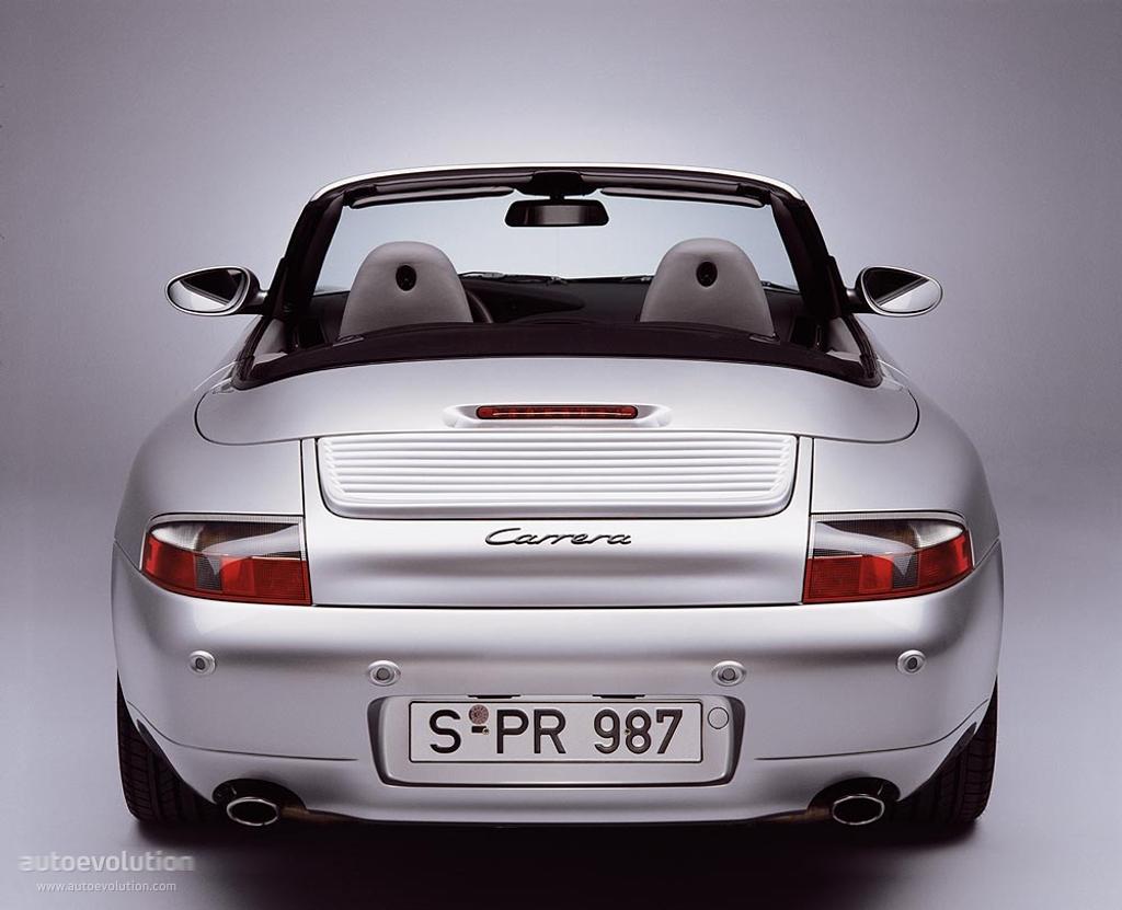 Porsche 911 Carrera Cabriolet 996 Specs Amp Photos 1998