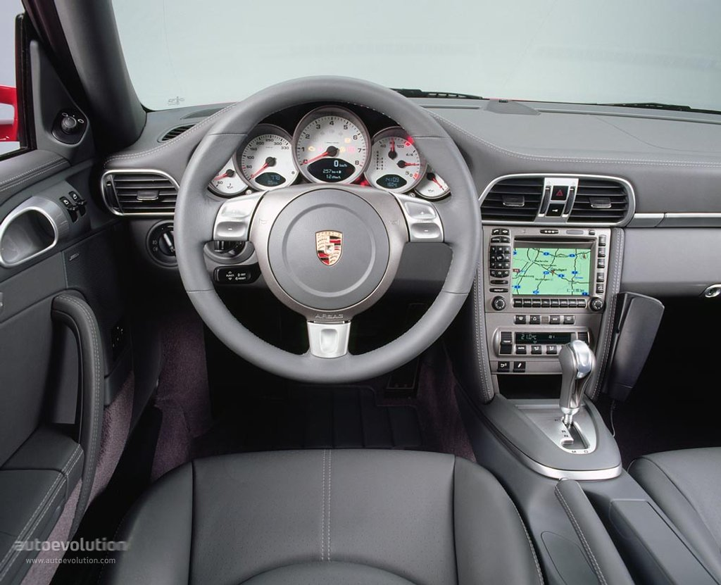 Image Gallery 2004 Porsche 911 Interior