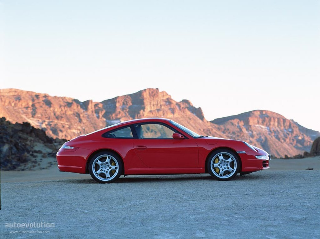 Porsche 911 Carrera S 997 Specs Amp Photos 2004 2005