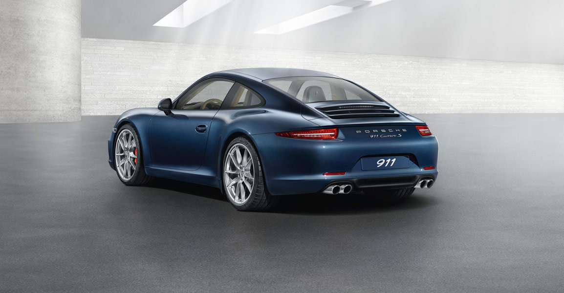 Porsche 911 Carrera S 991 Specs Amp Photos 2012 2013