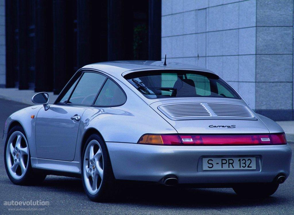 Porsche 911 Carrera S 993 1995 1996 1997 Autoevolution