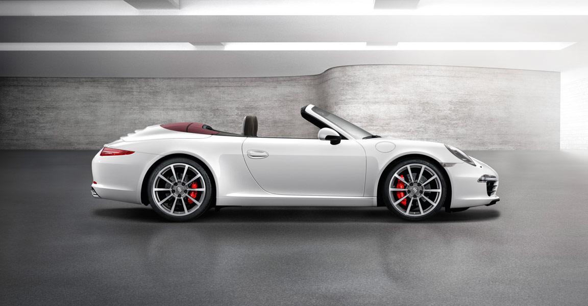 Porsche 911 Carrera S Cabriolet 991 Specs Photos 2012 2013