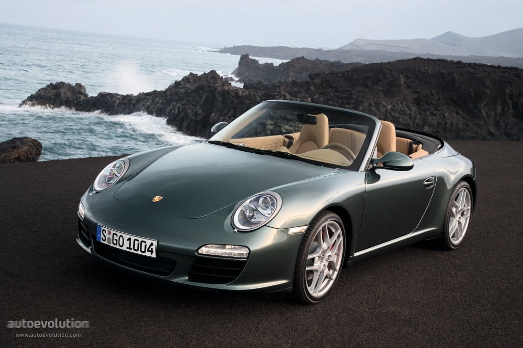 porsche 911 carrera s cabriolet 997 specs photos 2008 2009 2010 2011 autoevolution. Black Bedroom Furniture Sets. Home Design Ideas