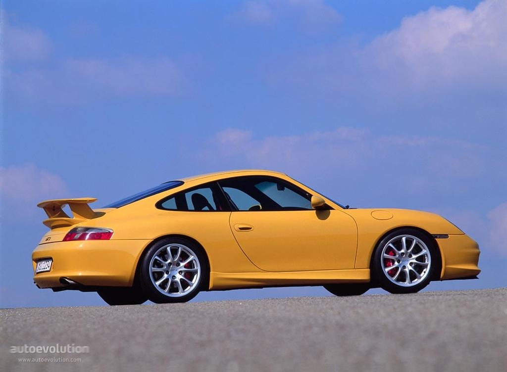 Porsche 911 Gt3 996 Specs 2003 2004 2005 2006