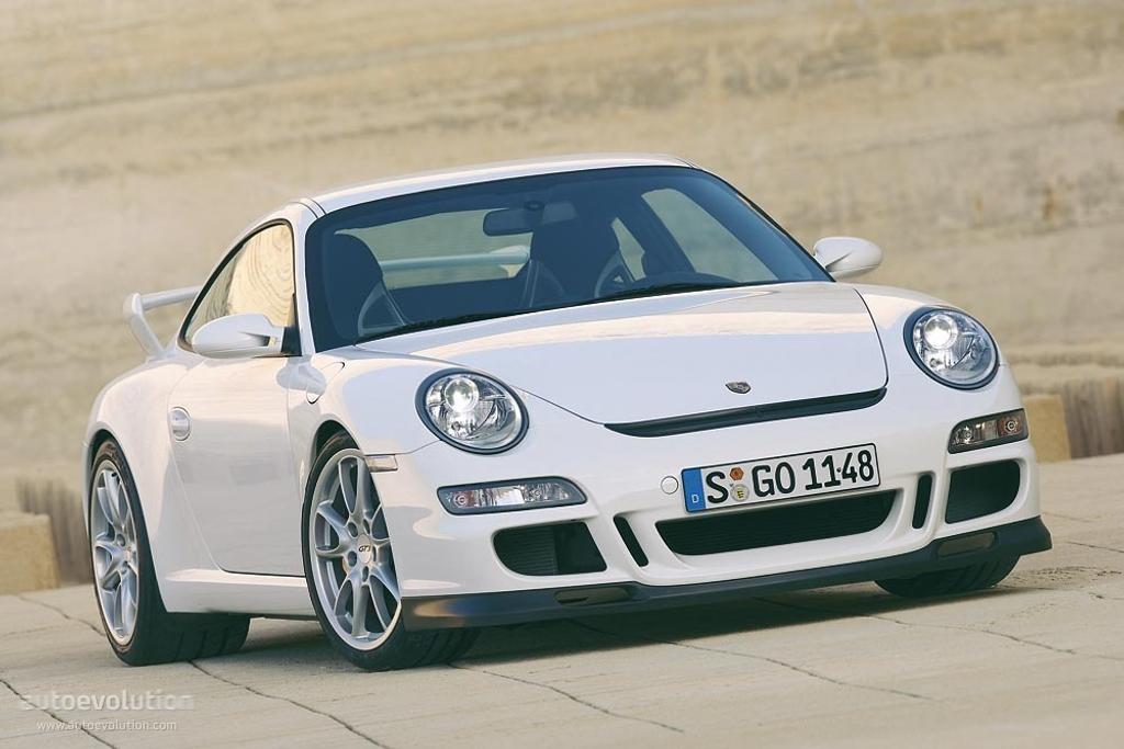 Porsche 911 Gt3 997 Specs 2006 2007 2008 2009