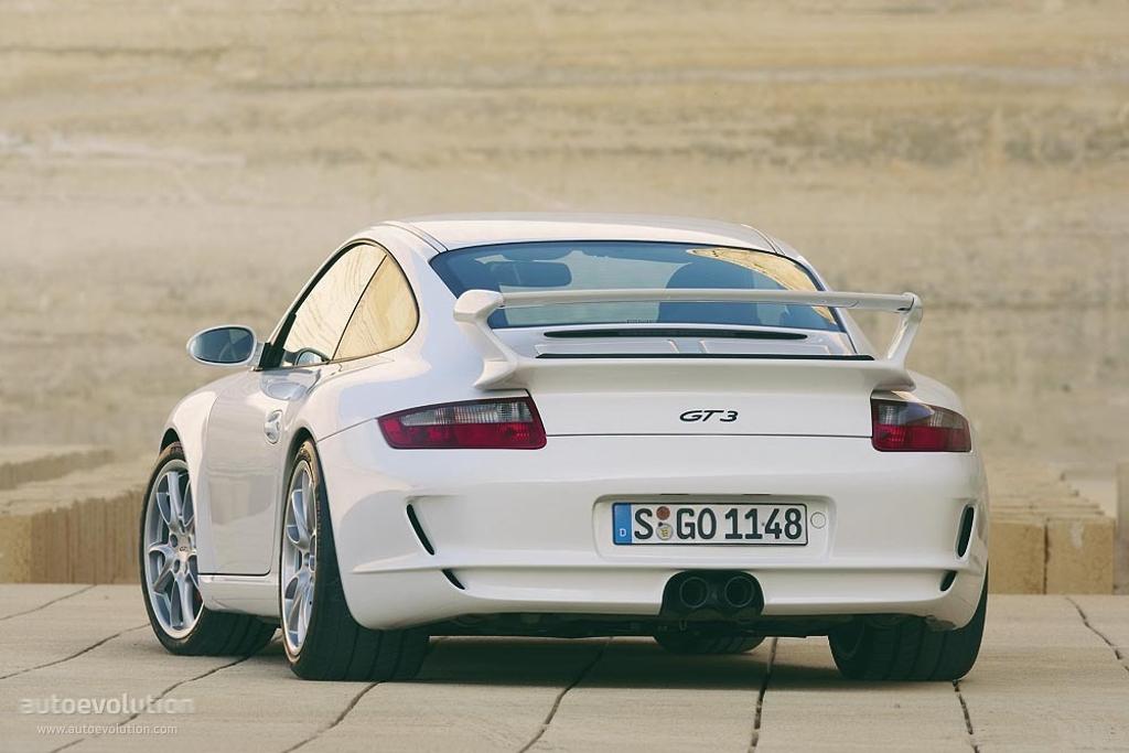 Porsche 911 Gt3 997 Specs Amp Photos 2006 2007 2008