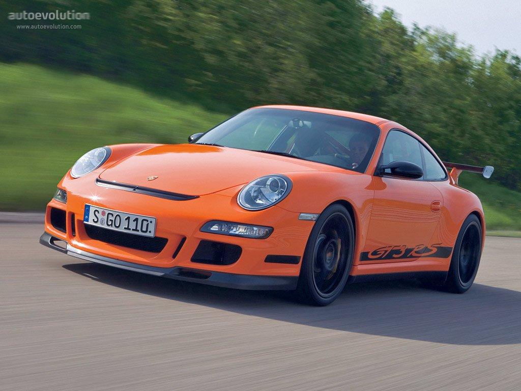 Porsche 911 Gt3 Rs 997 2006 2007 2008 2009