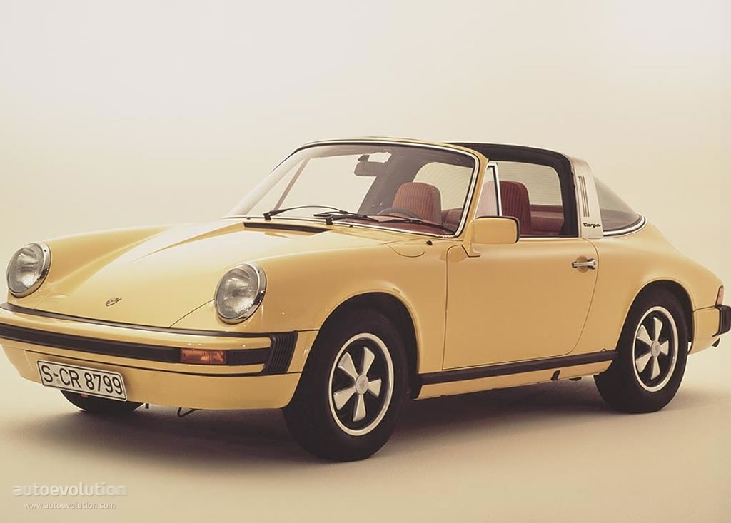 Porsche 911 Targa 930 1974 1975 1976 1977 1978