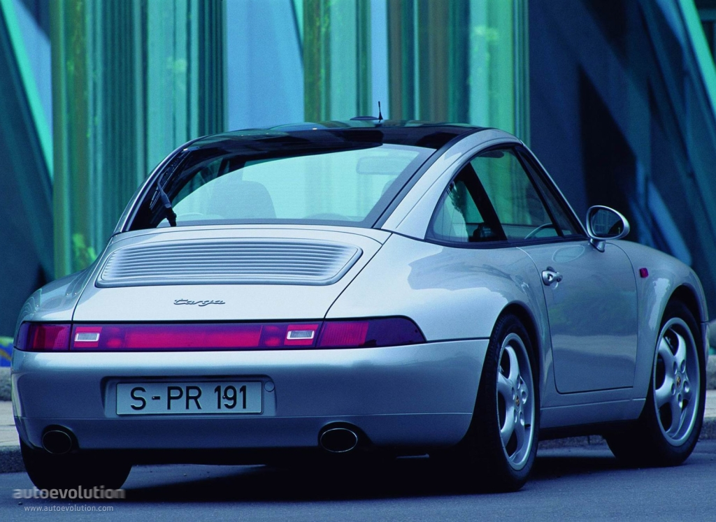 porsche 911 targa 993 specs 1995 1996 1997 autoevolution. Black Bedroom Furniture Sets. Home Design Ideas