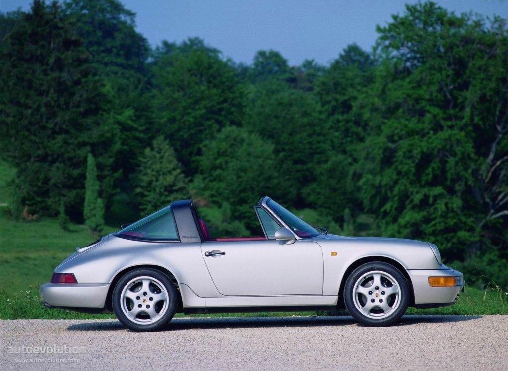 porsche 911 targa 2 964 1989 1990 1991 1992 1993 autoevolution